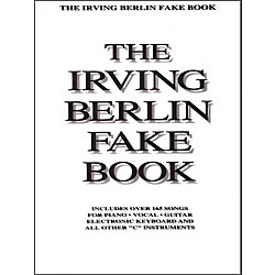 Hal Leonard Irving Berlin Fake Book (240043)