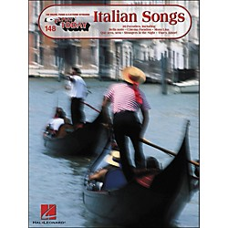 Hal Leonard Italian Songs E-Z Play 148 (100222)