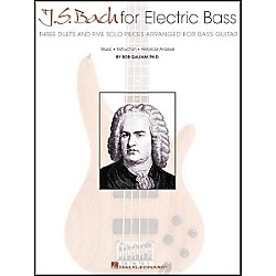 Hal Leonard J.S. Bach for Electric Bass Guitar (695643)