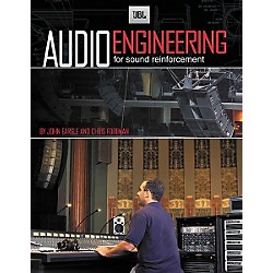 Hal Leonard JBL Audio Engineering for Sound Reinforcement Book (650509)