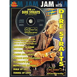 Hal Leonard Jam with Dire Straits Book with 2 CDs (695572)