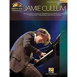 Hal Leonard Jamie Cullum - Piano Play-Along Series Volume 116 Book/CD (312275)