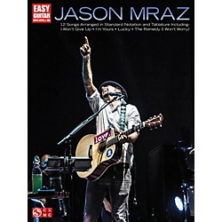 Hal Leonard Jason Mraz - Easy Guitar With Tab (124167)