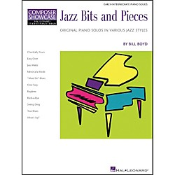 Hal Leonard Jazz Bits And Pieces Early Intermediate Piano Solos Composer Showcase Hal Leonard Student Piano Libr (290312)