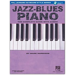 Hal Leonard Jazz-Blues Piano Book/CD The Complete Guide With CD (311243)