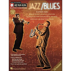 Hal Leonard Jazz/Blues Volume 73 Book/CD Jazz Play Along (843075)
