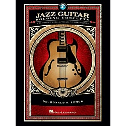 Hal Leonard Jazz Guitar Soloing Concepts - A Pentatonic Modal Approach to Improvisation (Book/CD) (695961)