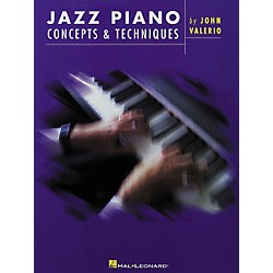 Hal Leonard Jazz Piano Concepts & Techniques (290490)