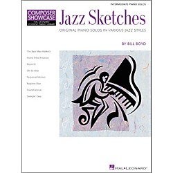 Hal Leonard Jazz Sketches Hal Leonard Student Piano Library by Bill Boyd (220001)