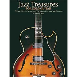 Hal Leonard Jazz Treasures For Solo Guitar (699673)