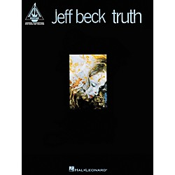 Hal Leonard Jeff Beck - Truth Guitar Tab Songbook (691041)