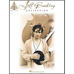 Hal Leonard Jeff Buckley Collection Guitar Tab Songbook (690451)