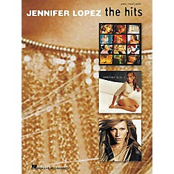 Hal Leonard Jennifer Lopez - The Hits Piano, Vocal, Guitar Songbook (306480)