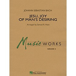 Hal Leonard Jesu, Joy Of Man's Desiring - Music Works Series Grade 2 (4003171)
