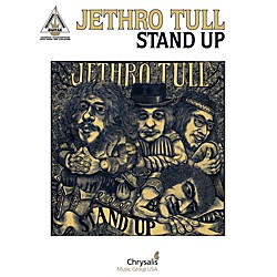 Hal Leonard Jethro Tull - Stand Up Guitar Tab Songbook (691182)