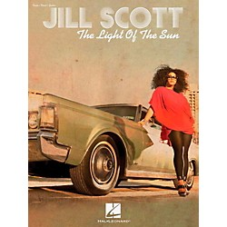 Hal Leonard Jill Scott - The Light Of The Sun Piano/Vocal/Guitar Songbook (307338)