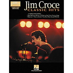 Hal Leonard Jim Croce - Classic Hits Strum It Guitar Book (699269)