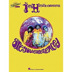 Hal Leonard Jimi Hendrix - Are You Experienced Transcribed Scores Book (672308)