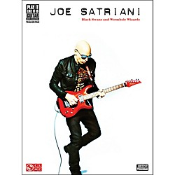 Hal Leonard Joe Satriani: Black Swans And Wormhole Wizards Guitar Tab Songbook (2501617)