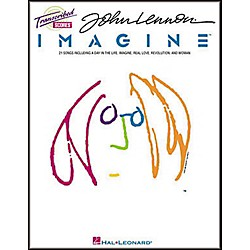 Hal Leonard John Lennon - Imagine Transcribed Score Book (672465)