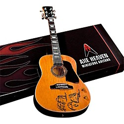 Hal Leonard John Lennon Give Peace a Chance Miniature Acoustic Guitar Replica Collectible (124398)