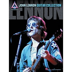 Hal Leonard John Lennon Guitar Collection Tab Book (690679)