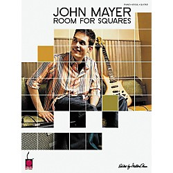 Hal Leonard John Mayer - Room For Squares Piano, Vocal, Guitar Songbook (2500563)
