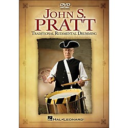 "Hal Leonard John S. Pratt - ""Traditional"" Rudimental Drumming (DVD) (320825)"