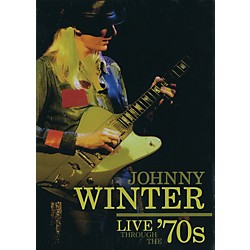 Hal Leonard Johnny Winter - Live Through the '70s (DVD) (320868)