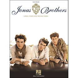 Hal Leonard Jonas Brothers - Lines,Vines And Trying Times For Easy Piano (307087)