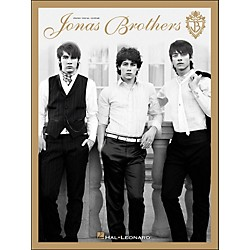 Hal Leonard Jonas Brothers arranged for piano, vocal, and guitar (P/V/G) (306947)