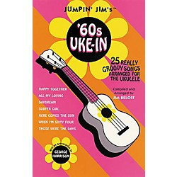 Hal Leonard Jumpin' Jim's '60s Uke-In Tab Songbook (695381)