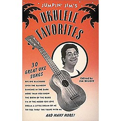 Hal Leonard Jumpin' Jim's Ukulele Favorites Tab Songbook (699377)