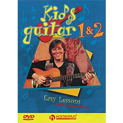 Hal Leonard Kids' Rock Guitar DVD (641625)