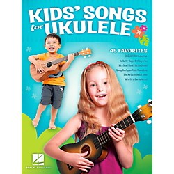 Hal Leonard Kids' Songs For Ukulele (125421)
