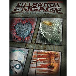 Hal Leonard Killswitch Engage Guitar Tab Anthology (Book) (701114)