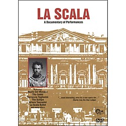 Hal Leonard La Scala: A Documentary Of Performances DVD (320956)