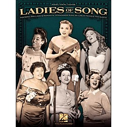 Hal Leonard Ladies Of Song arranged for piano, vocal, and guitar (P/V/G) (311948)