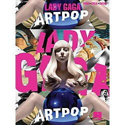 Hal Leonard Lady Gaga - Artpop for Piano/Vocal/Guitar (124741)