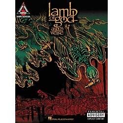Hal Leonard Lamb of God Ashes of the Wake Guitar Tab Songbook (690834)