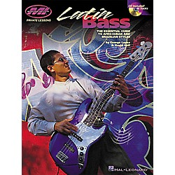 Hal Leonard Latin Bass Book/CD (695543)