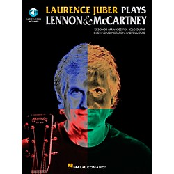 Hal Leonard Laurence Juber Plays Lennon & Mccartney (Book/CD) (701836)
