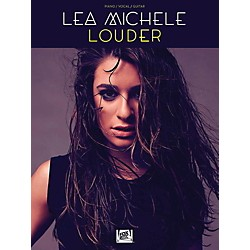 Hal Leonard Lea Michele - Louder for Piano/Vocal/Guitar (128577)