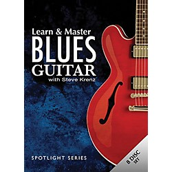 Hal Leonard Learn & Master Blues Guitar (7-DVD/CD) Set (321119)