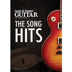 Hal Leonard Learn & Master Guitar: The Song Hits (Book/10-DVD) (321227)