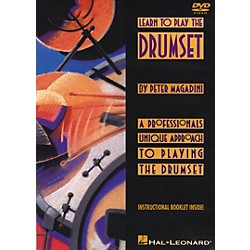 Hal Leonard Learn To Play The Drumset DVD (320382)