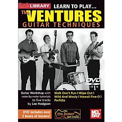 Hal Leonard Learn to Play the Ventures Guitar Techniques (393115)