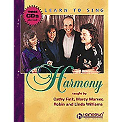 Hal Leonard Learn to Sing Harmony CD (641533)
