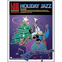 Hal Leonard Lee Evans Arranges Holiday Jazz Intermediate Piano Solo (290607)