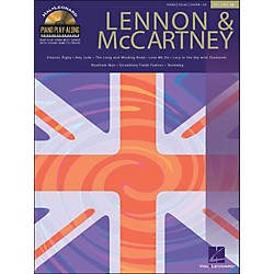 Hal Leonard Lennon & McCartney Piano Play-Along Volume 28 Book/CD arranged for piano, vocal, and guitar (P/V/G) (311180)